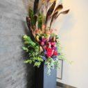 札幌タワーマンションのお花